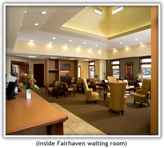 Fairhaven Waiting Room